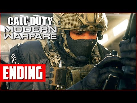 Call of Duty Modern Warfare Campaign Gameplay Walkthrough, Part 2 Ending! (COD MW PS4 Pro Gameplay) - UC2wKfjlioOCLP4xQMOWNcgg