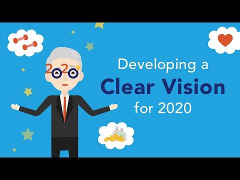 How to Develop a Clear Vision for 2020  Brian Tracy