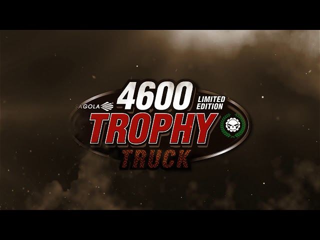 The new 4600 Trophy Truck has arrived!