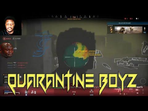 CoD Quarantine Warfare BoyZ
