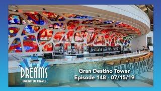 Gran Destino Tower at Disney's Coronado Springs Resort Information   07/15/19