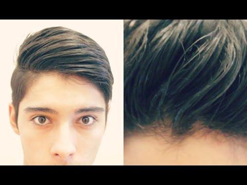 Youtube 2 peinados f ciles para hombre mystylecb - Tipo de peinados hombre ...