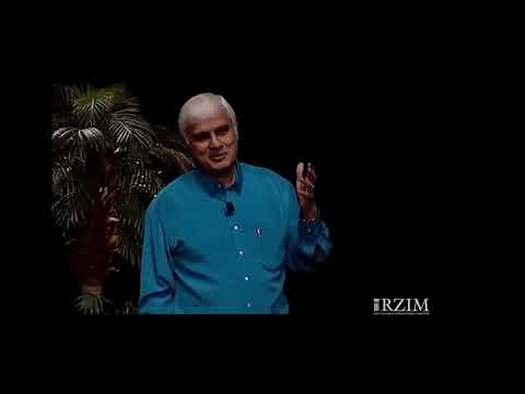 Why Christianity is NOT studied in Saudi Arabia , but Islam in America ?  Ravi Zacharias
