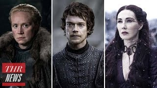 Three 'Game of Thrones' Stars Earn Emmy Nominations Despite HBO Not Entering Them   THR News
