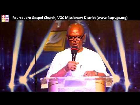 Sunday Worship Service: 2nd June 2019