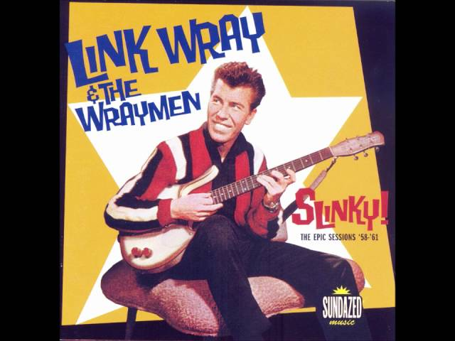 filmik Link Wray Rumble - pionier distortion