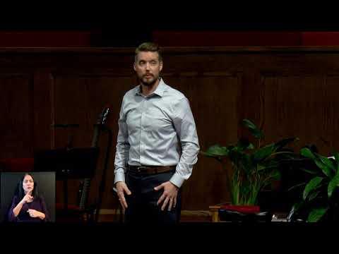 Sermon - 11/15/2020 - Pastor Ben Anderson - Christ Church Nashville