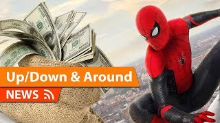 Spider-Man Far From Home The Good & Bad for 2nd Weekend at Box Office
