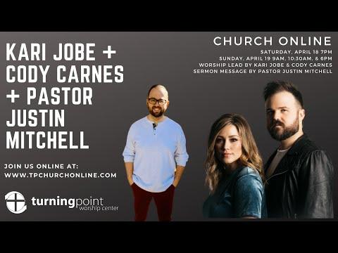 Church Online with Kari Jobe, Cody Carnes, & Pastor Justin Mitchell
