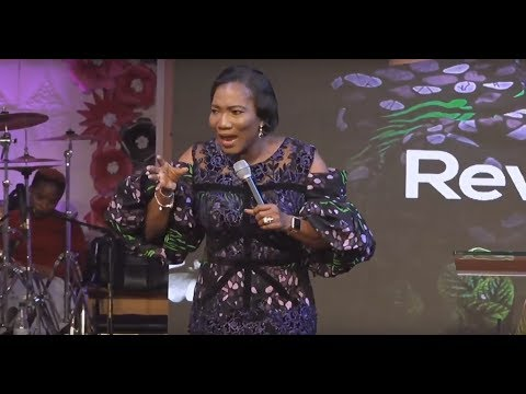 Rev Funke Adejumo  - Help For The Helper  (D0Z Convention 2019)