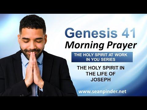 The HOLY SPIRIT in the Life of JOSEPH - Morning Prayer