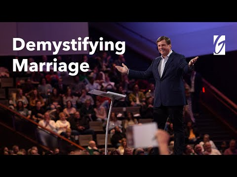Jimmy Evens  Demystifying Marriage  The Four Laws of Love