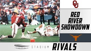 Texas-Oklahoma Rivalry: History of the Red River Showdown | Stadium Rivals