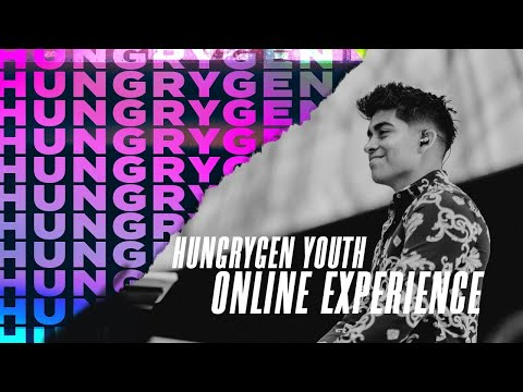 Wednesday Youth Online Experience  07.22.20  7PM