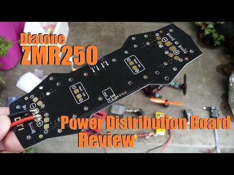 Diatone ZMR250 Power Distribution Board from Banggood - UC92HE5A7DJtnjUe_JYoRypQ
