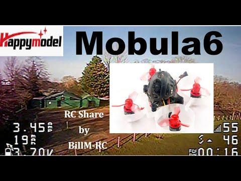 Happymodel Mobula6 review -  Outdoor FPV Flight - UCLnkWbYHfdiwJEMBBIVFVtw