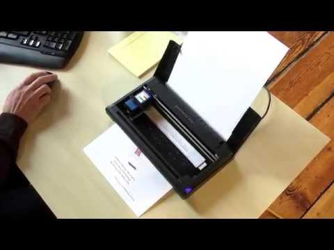 Primera Trio – World's Smallest & Lightest All-in-One Portable Printer, Copier & Scanner - UCKiKyMfo7tE6Aw1rEsGiIUA