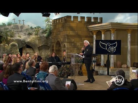 Defeating the Giant of Debt P1 - A special sermon from Benny Hinn