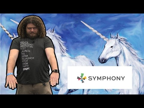 Symphony Messaging App Joins the Unicorn Club | Crunch Report - UCCjyq_K1Xwfg8Lndy7lKMpA