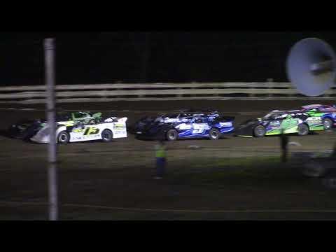 Hummingbird Speedway (7-3-21): Carns Equipment Super Late Model Feature - dirt track racing video image
