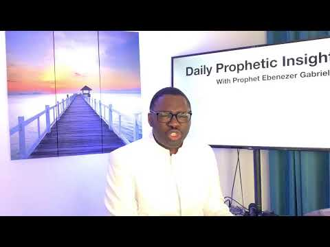 Prophetic Insight Aug 10th, 2021