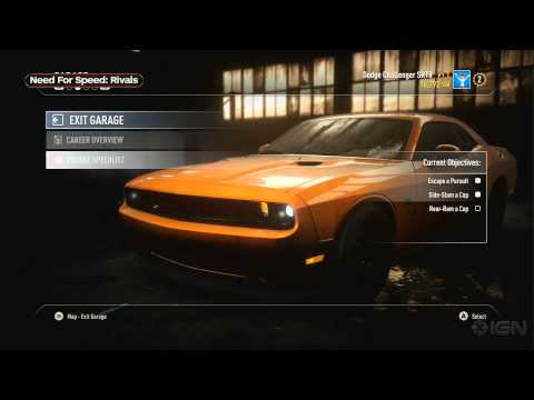 Need for Speed Rivals Xbox One Gameplay Demo - IGN Live - UCKy1dAqELo0zrOtPkf0eTMw