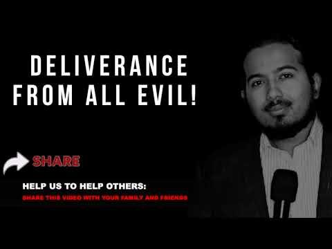 RECEIVE YOUR DELIVERANCE, POWERFUL PRAYERS BY EVANGELIST GABRIEL FERNANDES