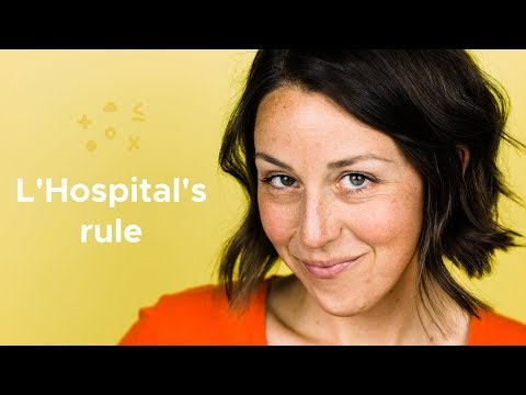 What is L'Hospital's rule? (KristaKingMath)