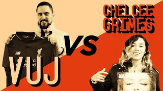 High Stakes Fifa Wager | Vuj vs Chelcee Grimes I Bet You