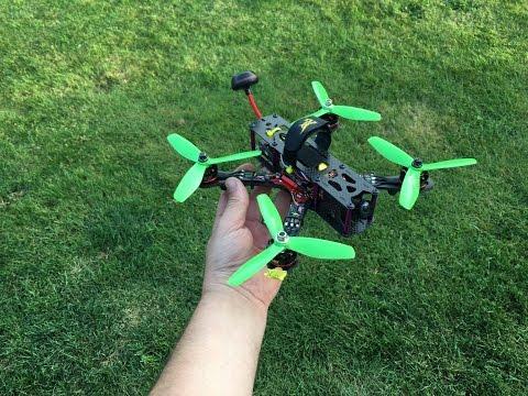 "Martian II 220 Quadcopter Build Alien 5"" clone FPV  Reptile - default"