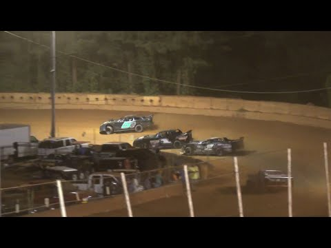 Mac Canup Memorial Modified Street at Winder Barrow Speedway May 22nd 2021 - dirt track racing video image