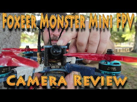 Review: Foxeer 16:9 Widescreen 1200TVL Monster Mini Pro FPV Racing Camera - UC18kdQSMwpr81ZYR-QRNiDg