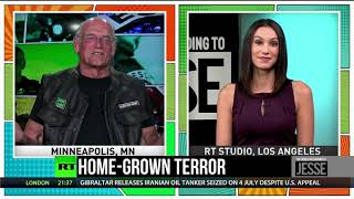 """Jesse Ventura: """"Our government ignores homegrown terror because it's not profitable."""""""