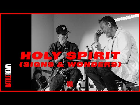 HOLY SPIRIT (Signs & Wonders)  Battle Ready - S02E06