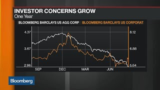 Big Outflows in Risky Credit Funds as Investor Concerns Grow