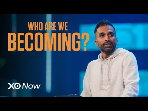Who Are We Becoming?  Nirup Alphonse