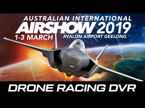 Australian Internation Airshow Drone Race Final DVR - UCOT48Yf56XBpT5WitpnFVrQ