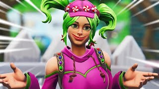 i got roasted by daddy's little girl in fortnite... 😂
