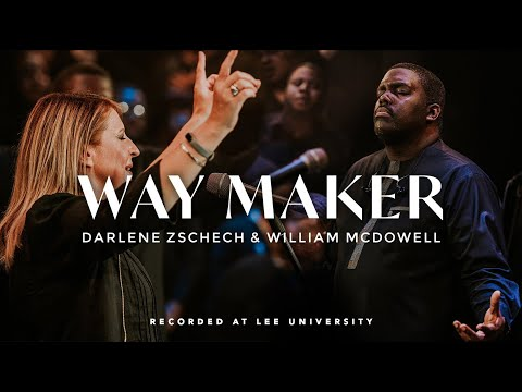 Way Maker - Darlene Zschech & William McDowell  REVERE (Official Live Video)