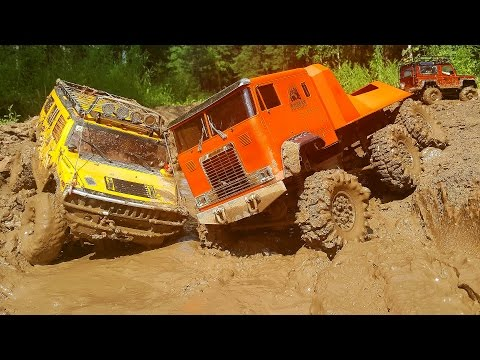 RC Extreme Pictures — RC Cars OFF Road 4x4 Adventure – MUD Hummer vs Defender vs Beast 6x6 - UCOZmnFyVdO8MbvUpjcOudCg