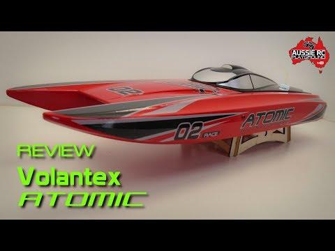 Review: Volantex V792-4 Atomic Boat - UCOfR0NE5V7IHhMABstt11kA