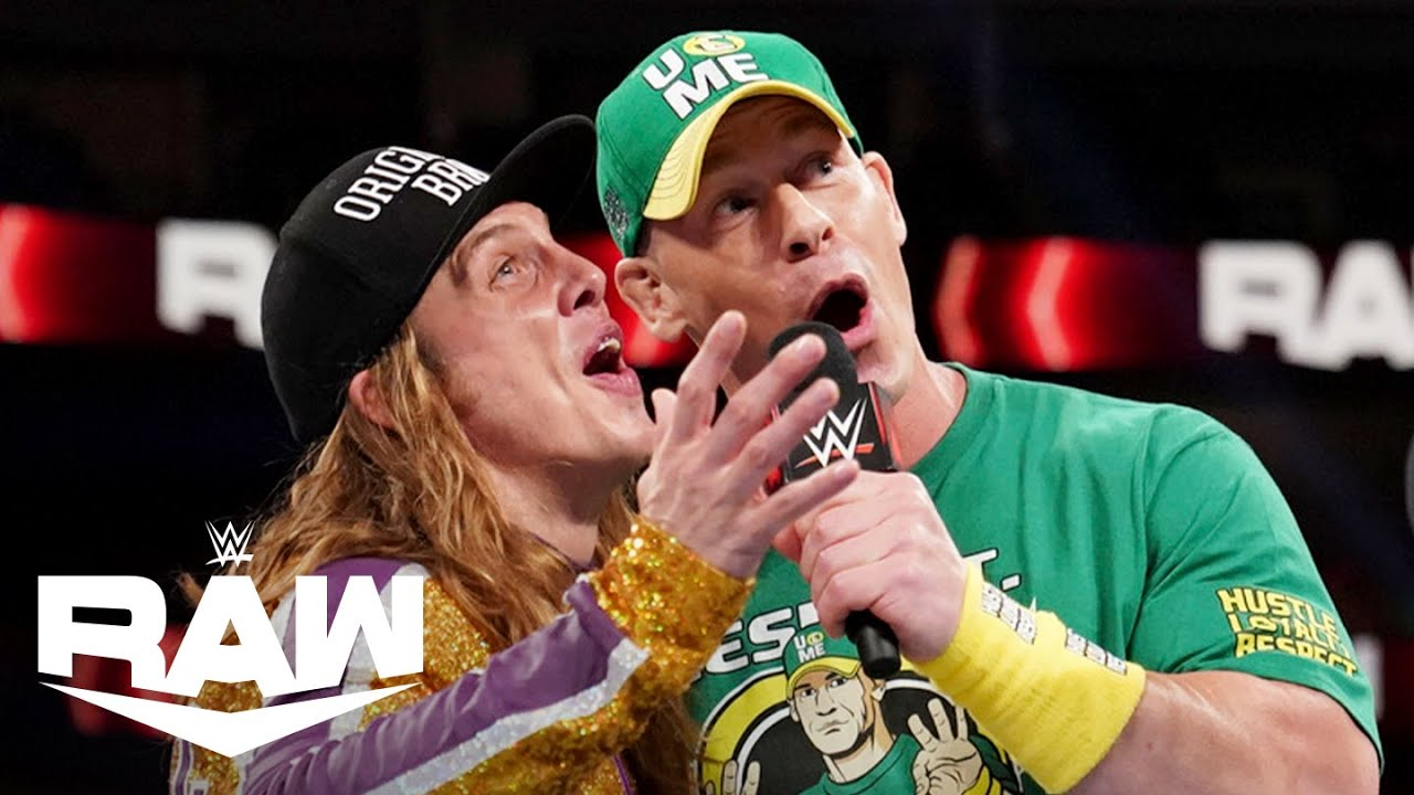 Cena Opens Raw, Calls Reigns a Gimmick and BROS Out | WWE Raw Highlights 7/19/21 | WWE on USA