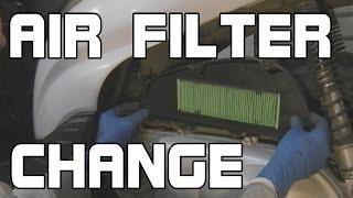 Cambio filtro aria Honda SH 300