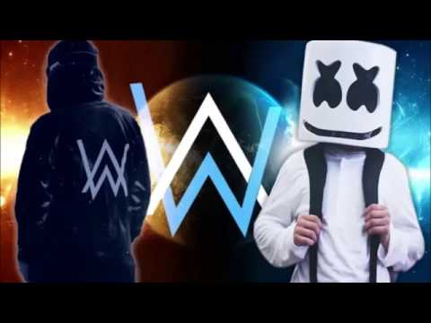 Marshmello Alan Walker Mix 2017 Best Songs Ever of Alan Walker Marshmello 2  ✅ ♫