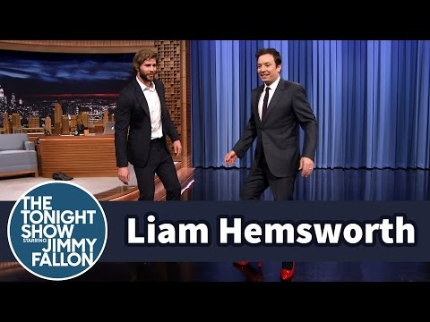 Strut in High Heels at The Tonight Show Starring Jimmy Fallon