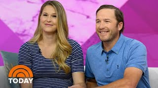 Bode Miller And Morgan Miller Announce They're Expecting Twins | TODAY