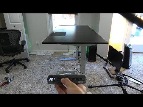 Jarvis Standing Desk Review - ⭐5 Stars All DAY 🔥 - UC1SZCqg1bGjqkv5cGSk9O-Q