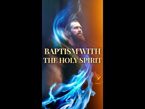 Releasing the Baptism with the Holy Spirit #Shorts