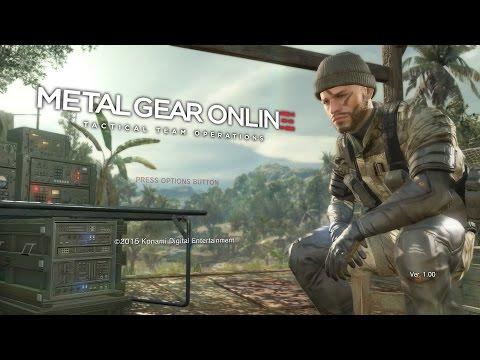 Metal Gear Online Demo - Metal Gear Solid V: The Phantom Pain TGS 2015 - UCbu2SsF-Or3Rsn3NxqODImw