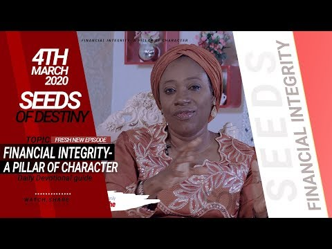 Dr Becky Paul-Enenche - SEEDS OF DESTINY - WEDNESDAY MARCH 04, 2020